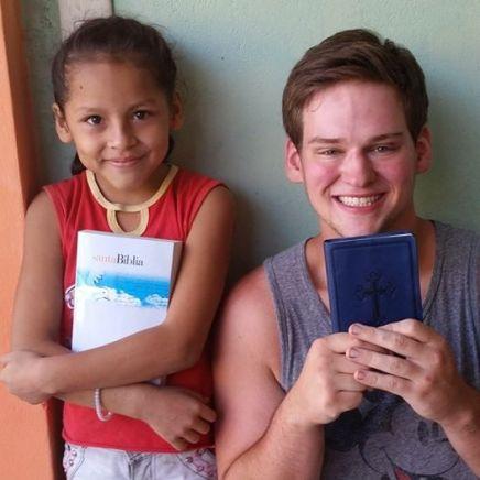 Tyler Olinda Bibles