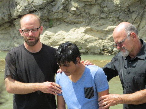Chilete Baptism