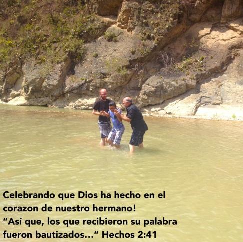 Baptism 2014