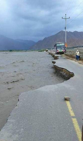 Chilete Road