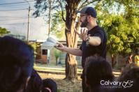 Cory Preaching