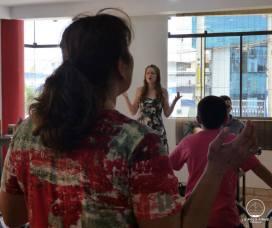 Julissa Danielle Worship La Roca Firme